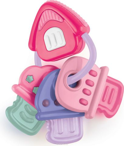 Bkids Развивающая игрушка Ключи