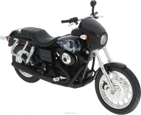 Maisto Мотоцикл 2003 Harley-Davidson Jax
