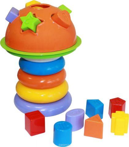 Пластмастер Игровой набор Грибочек