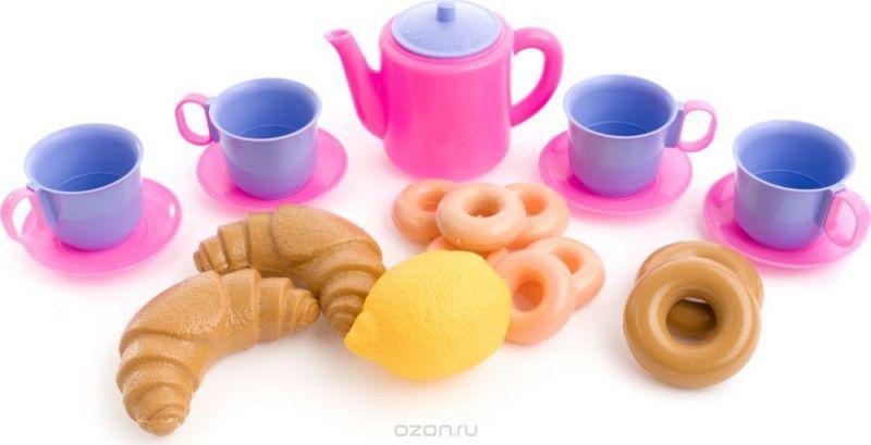 Пластмастер Игровой набор Чайный квартет