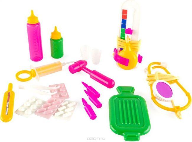 Пластмастер Игровой набор Маленький доктор