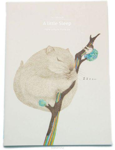 Еж-стайл Тетрадь A Little Sleep Соня 38 листов в линейку