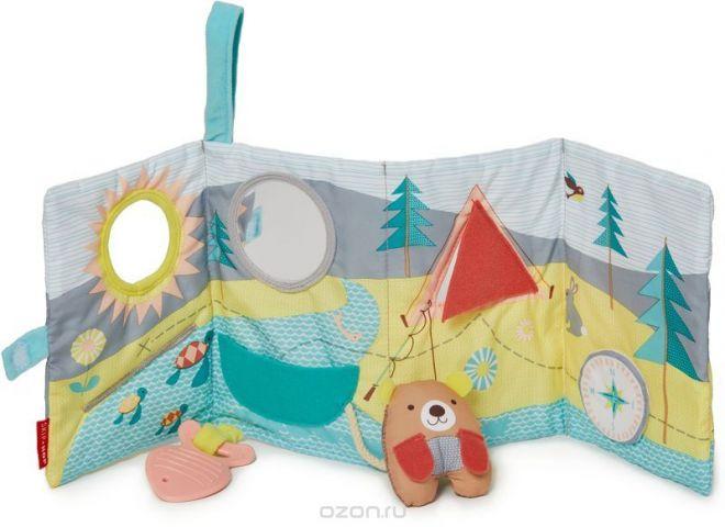 Skip Hop Развивающая игрушка-книжка