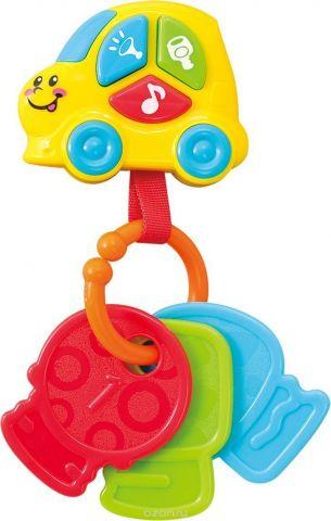 PlayGo Погремушка Брелок с ключами