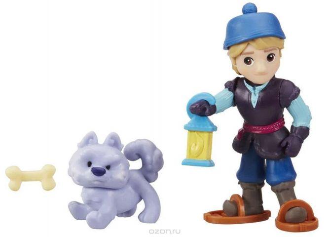 Disney Frozen Мини-кукла Kristoff's Winter Adventures