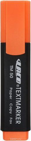 Laco Текстмаркер TM 50 цвет оранжевый