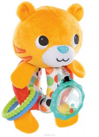 Bright Starts Развивающая игрушка Лучшие друзья Тигренок