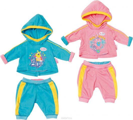 Baby Born Одежда для кукол Спортивный костюмчик