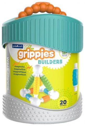 GuideCraft Магнитный конструктор Better Builders Grippies G8311
