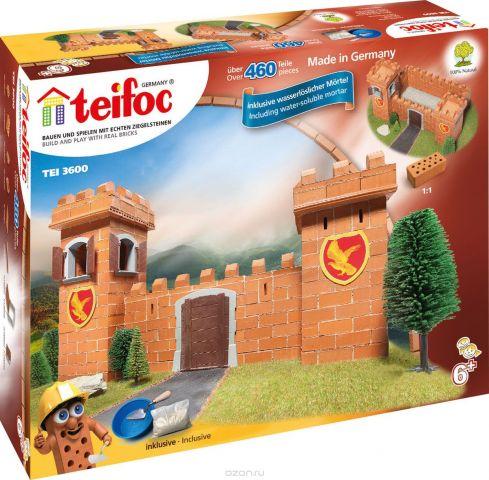 Teifoc Строительный набор Рыцарский замок