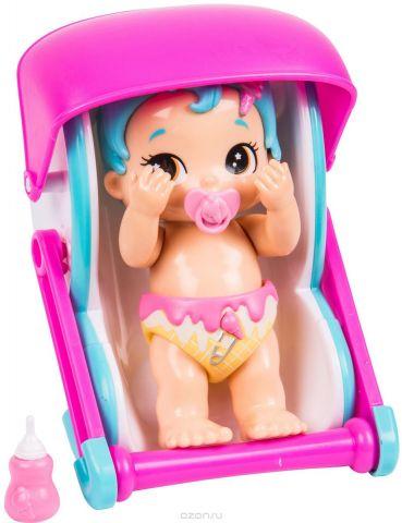 Moose Кукла Bizzy Bubs Малыши с переноской