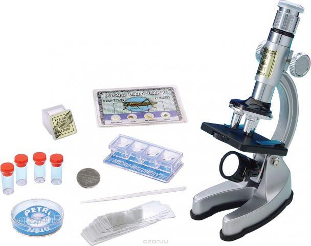 Edu-Toys Набор для опытов Микроскоп MS007