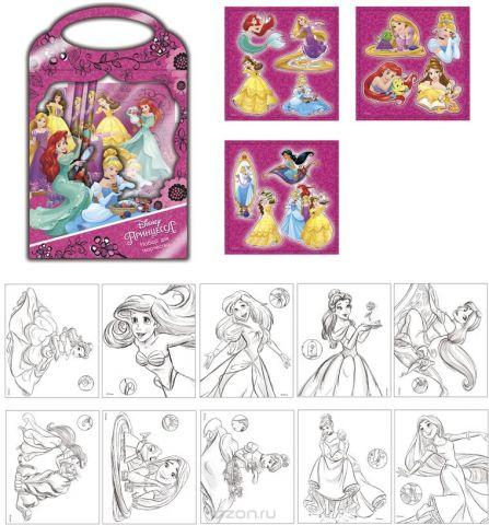 Disney Набор для рисования Princess