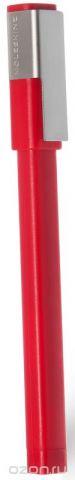 Moleskine Ручка-роллер Classic Plus цвет корпуса красный цвет чернил черный
