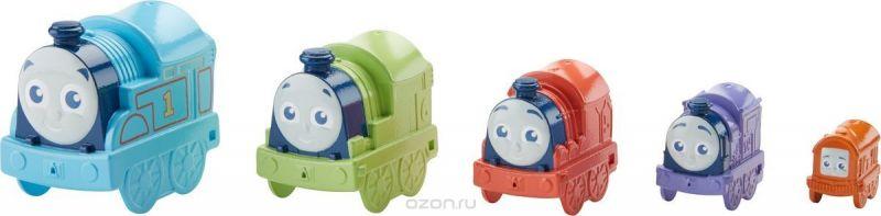 Thomas & Friends Игровой набор Мой первый Томас Складывающиеся паровозики