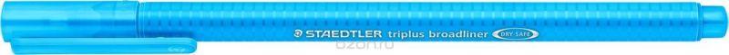 Staedtler Ручка капилярная Triplus 338 0,8 мм цвет чернил голубой