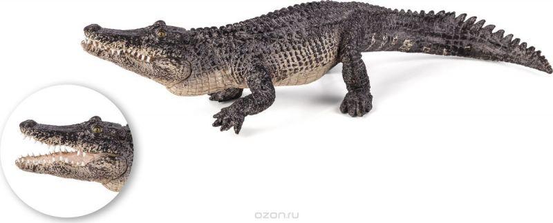 Mojo Фигурка Аллигатор с открывающейся-закрывающейся челюстью