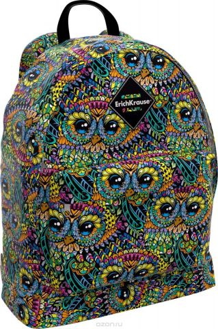 Erich Krause Рюкзак детский EasyLine Owls