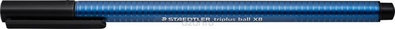 Staedtler Шариковая ручка Triplus Ball цвет чернил черный