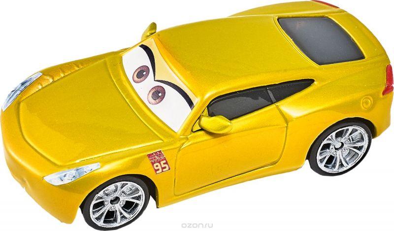 Cars Машинка Тачки 3 Крус Рамирес Металлик