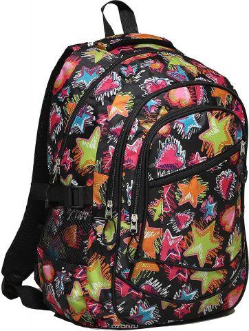 Рюкзак детский Звезды цвет разноцветный 1661159