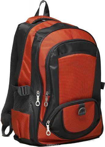 Рюкзак детский Классика цвет оранжевый 1661176