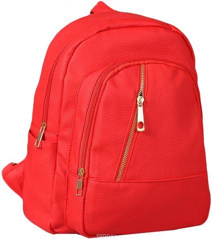 Рюкзак детский Линда цвет красный 2819099