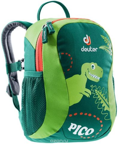 """Рюкзак городской Deuter """"Pico"""", цвет: салатовый, зеленый, 5 л"""