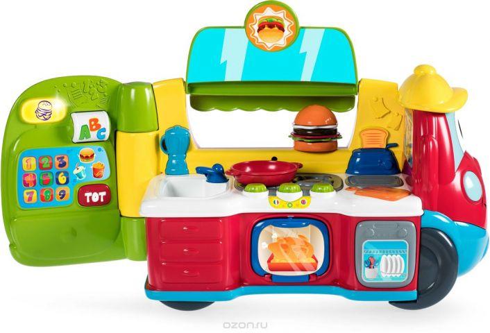 Chicco Развивающая игрушка Фургон-кухня