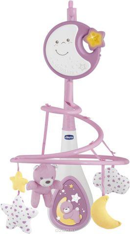 Chicco Мобиль Next2Dreams цвет розовый