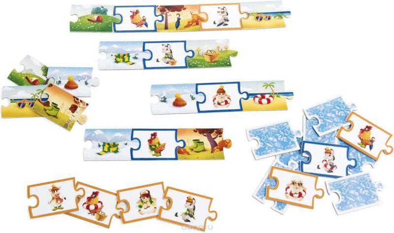 Chicco Настольная игра Holidays