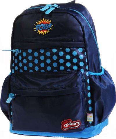 Vittorio Richi Рюкзак детский с наполнением цвет синий голубой K05R5508