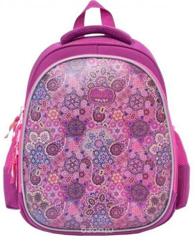 Grizzly Рюкзак школьный цвет лиловый RA-879-7/2