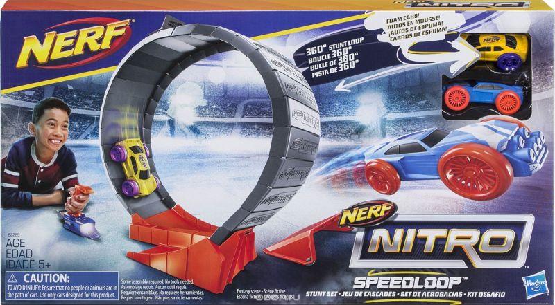 Nerf Игровой набор Нитро Петля