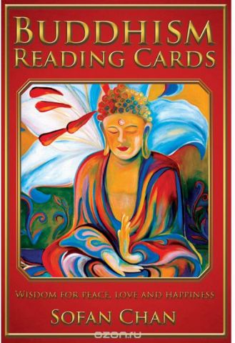 Карты Таро U.S. Games Systems Reading Cards Buddhism