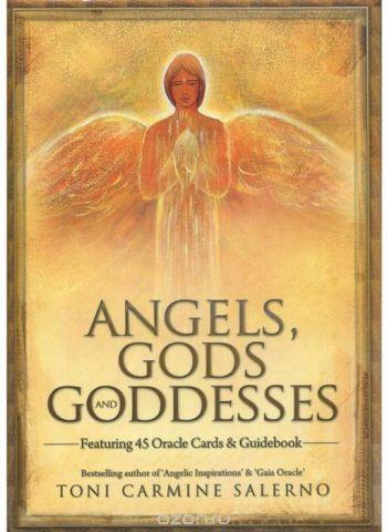Карты Оракул Blue Angel Oracle cards Angels
