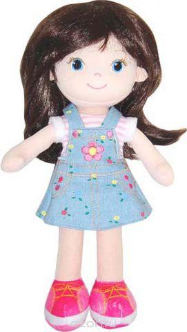"Кукла Teddy ""Брюнетка"", 32 см"