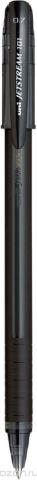 Набор ручек шариковых Uni, Jetstream SX-101-07, цвет чернил: черный, 12 шт