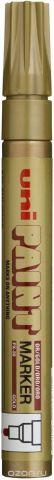 Маркер Uni, PX-30 цвет: золотой, 2,2-2,8 мм