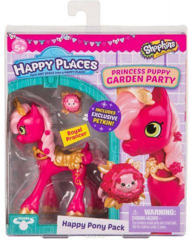 """Игровой набор с пони Happy Places """"Королевский скакун"""""""