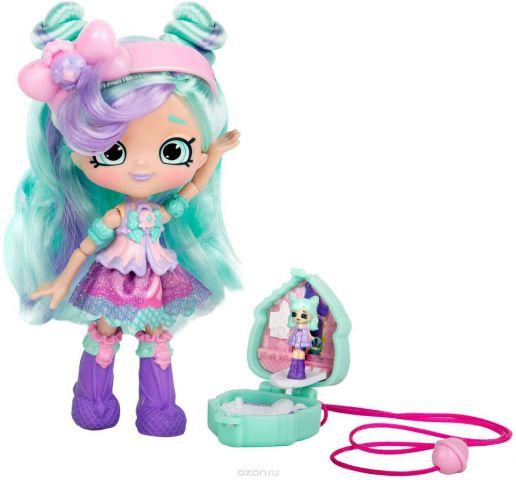 """Игровой набор с куклой Lil' Secrets """"Shoppies. Пеппа-Минт"""""""