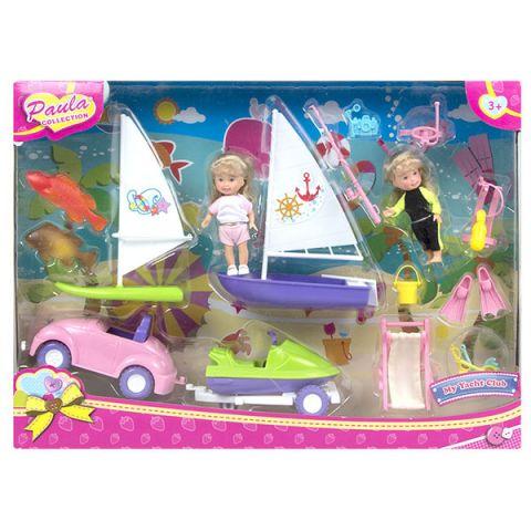 """Paula MC23302 Игровой набор """"На пляж"""""""