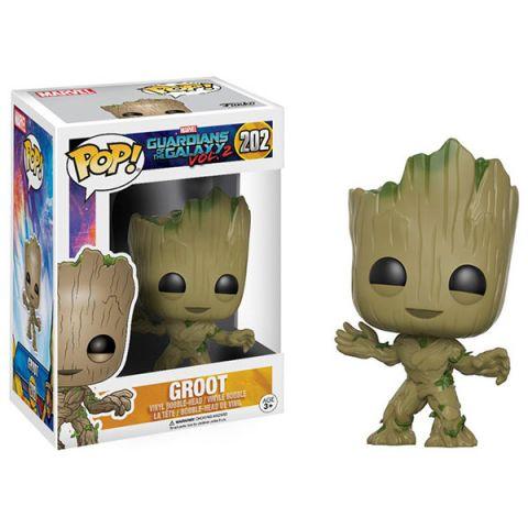 Funko 13230F Фигурка Funko POP! Bobble: Guardians O/T Galaxy 2: Groot 13230