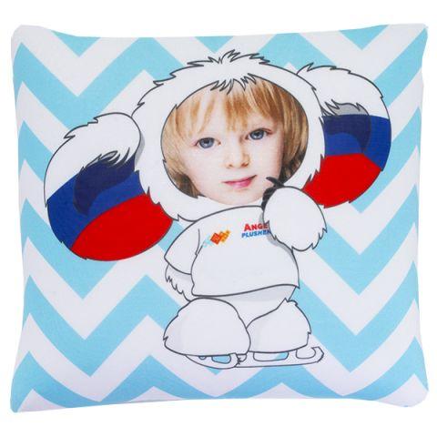 Чебусашка LVY014 Игрушка-подушка