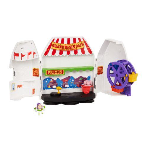Mattel Toy Story GCY87 История игрушек-4, игровой набор для мини-фигурок