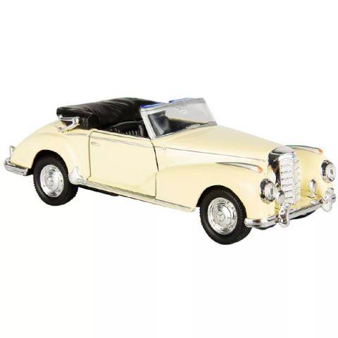 Welly 42341 Велли Модель винтажной машины 1:34-39 Mercedes-Benz 300S 1955
