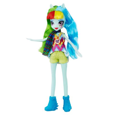 "Hasbro My Little Pony B6477 Equestria Girls Кукла ""Легенда Вечнозеленого леса"" (в ассортименте)"