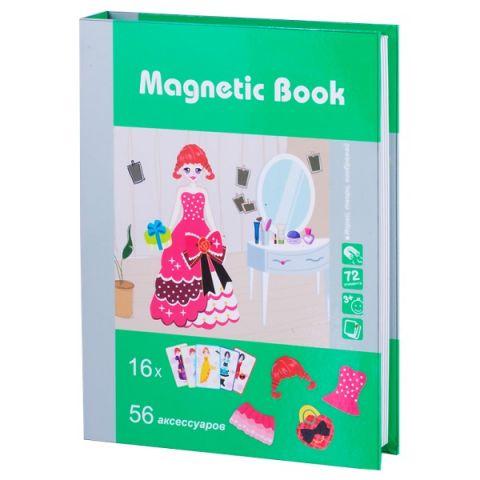 """Magnetic Book TAV025 Развивающая игра """"На бал"""""""