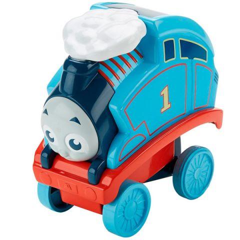 Mattel Thomas & Friends DTP10 Томас и друзья Переворачивающийся паровозик Томас