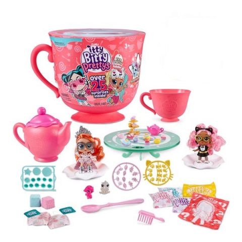 Zuru Itty Bitty Prettys 9703 Большая чайная чашка